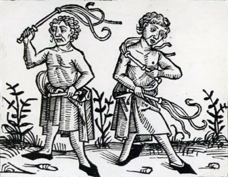 Flagellants